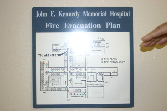 Fire Evacuation Plans Escape And Emergency